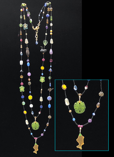 Multi Color 1 Necklace